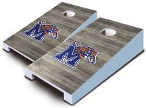 Memphis Tigers Distressed Tabletop Set