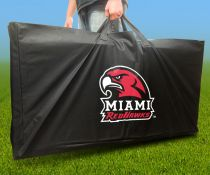 Miami Redhawks Cornhole Carrying Case