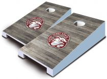 Mississippi State Bulldogs Distressed Tabletop Set