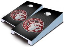 Mississippi State Bulldogs Slanted Tabletop Set