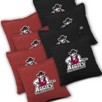 New Mexico State Aggies Cornhole Bags - Set of 8