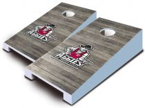 New Mexico State Aggies Distressed Tabletop Set