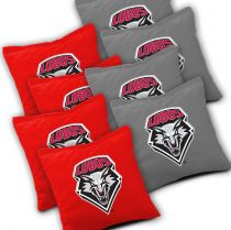 New Mexico Lobos Cornhole Bags - Set of 8