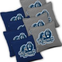 Old Dominion Monarchs Cornhole Bags - Set of 8