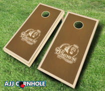 Old Dominion Monarchs Stained Cornhole Set