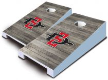 San Diego State Aztecs Distressed Tabletop Set
