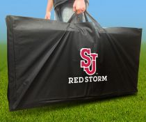 St John's Red Storm Cornhole Carrying Case
