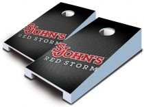 St John's Red Storm Slanted Tabletop Set