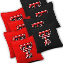 Texas Tech Red Raiders Cornhole Bags - Set of 8