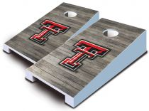 Texas Tech Red Raiders Distressed Tabletop Set