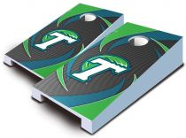 Tulane Green Wave Swoosh Tabletop Set