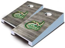 UNC Charlotte 49ers Distressed Tabletop Set