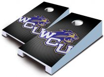 Western Carolina Catamounts Slanted Tabletop Set