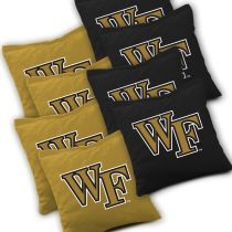 Wake Forest Demon Deacons Cornhole Bags - Set of 8