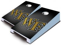 Wake Forest Demon Deacons Slanted Tabletop Set