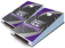 Weber State Wildcats Swoosh Tabletop Set