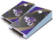Western Carolina Catamounts Swoosh Tabletop Set