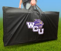 Western Carolina Catamounts Cornhole Carrying Case
