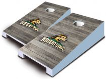 Wright State Raiders Distressed Tabletop Set