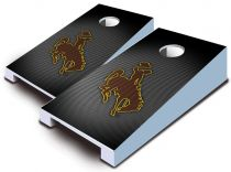 Wyoming Cowboys Slanted Tabletop Set