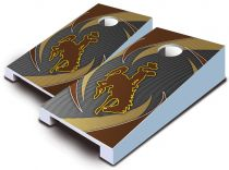 Wyoming Cowboys Swoosh Tabletop Set