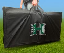 Hawaii Warriors Cornhole Carrying Case