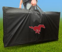 SMU Mustangs Cornhole Carrying Case