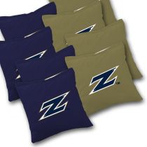 Akron Zips Cornhole Bags - Set of 8