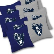 Xavier Musketeers Cornhole Bags - Set of 8