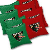 UAB Blazers Cornhole Bags - Set of 8