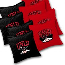 UNLV Rebels Cornhole Bags - Set of 8