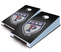 Penn Quakers Slanted Tabletop Set
