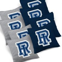 Rhode Island Rams Cornhole Bags - Set of 8