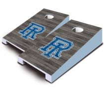 Rhode Island Rams Distressed Tabletop Set