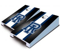 Rhode Island Rams Striped Tabletop Set