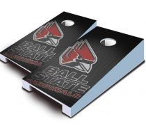 Ball State Cardinals Slanted Tabletop Set