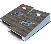 Akron Zips Distressed Tabletop Set