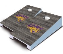 Northern Iowa Panthers Distressed Tabletop Set