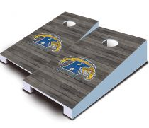 Kent State Golden Flashes Distressed Tabletop Set