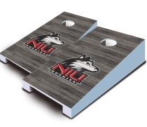 Northern Illinois Huskies Distressed Tabletop Set