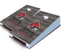 Ball State Cardinals Distressed Tabletop Set