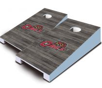 Temple Owls Distressed Tabletop Set