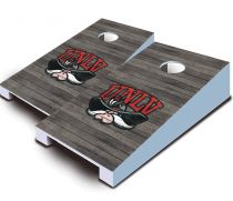 UNLV Rebels Distressed Tabletop Set