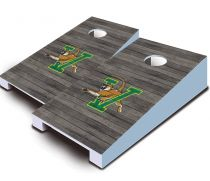Vermont Catamounts Distressed Tabletop Set
