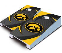 Iowa Hawkeyes Swoosh Tabletop Set