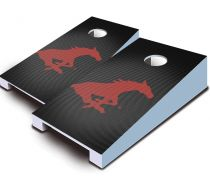 SMU Mustangs Slanted Tabletop Set