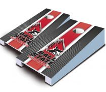 Ball State Cardinals Striped Tabletop Set