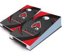 Ball State Cardinals Swoosh Tabletop Set