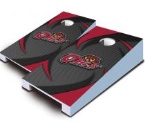 Temple Owls Swoosh Tabletop Set
