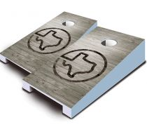 """Texas"" Tabletop Cornhole Set"